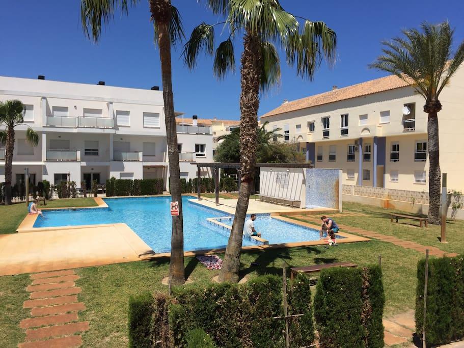 Appartement A Louer A Denia Espagne