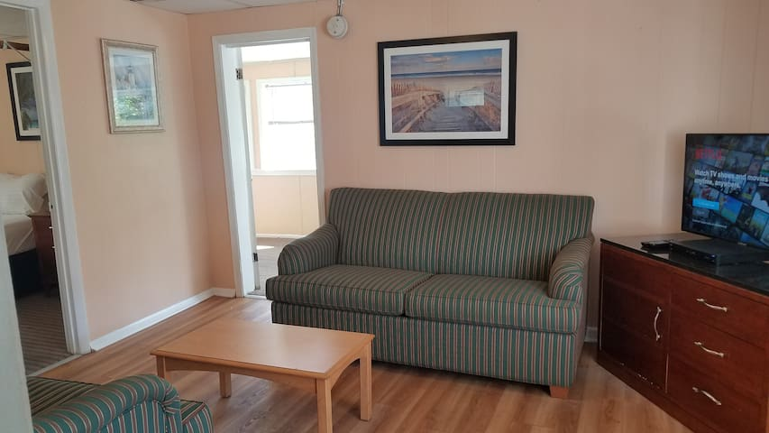 Three bedroom apartment in the heart of downtown