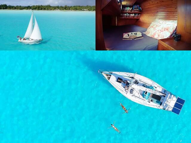 Bora Bora Lagoon's Room