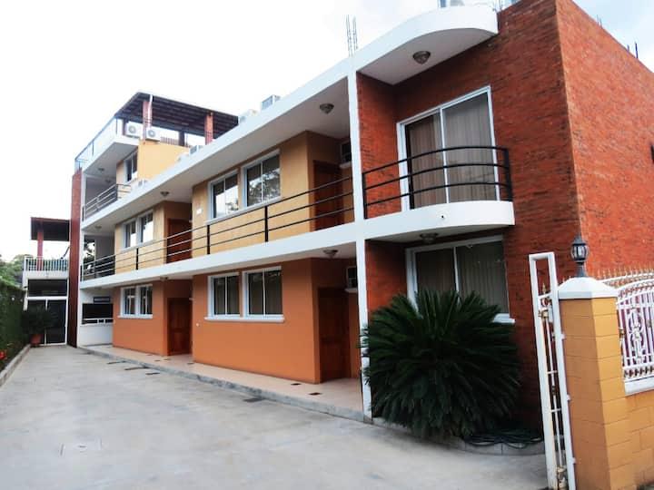 Hotel san cristobal