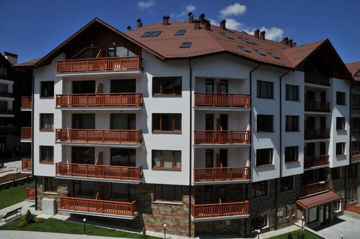 Apartment 102, Rila park - 1