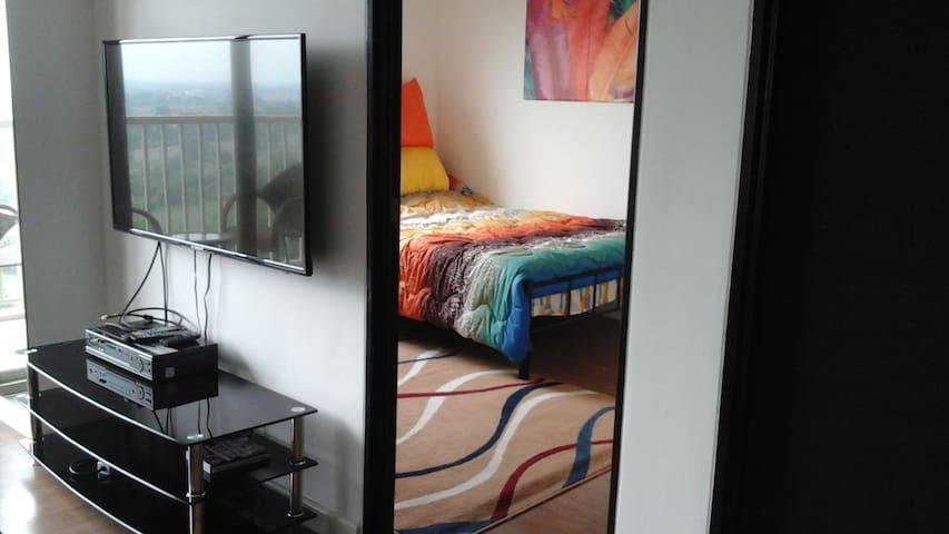 12th Floor Corner Apartment at Marquee Residences - Angeles - Apartment