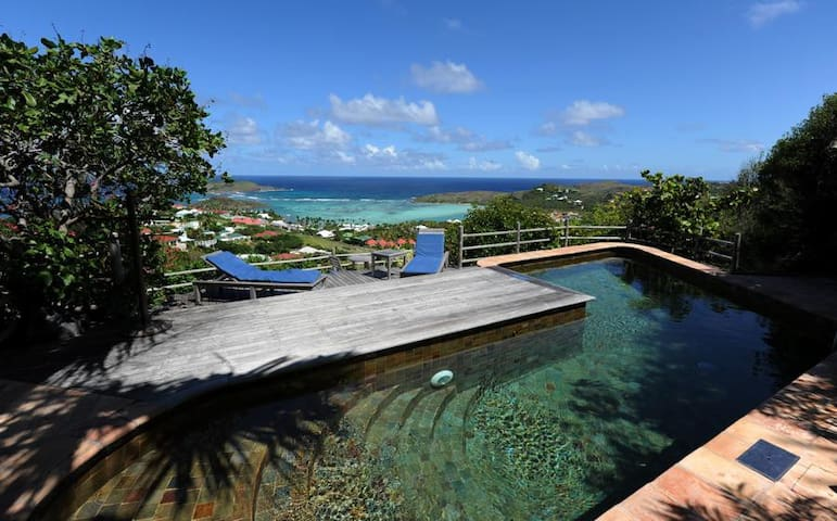 Kyody - Ideal for Couples and Families, Beautiful Pool and Beach - Marigot - Vila