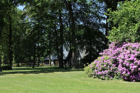 Appartement op privé landgoed - Nijkerk - วิลล่า