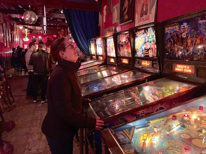 What's your fave themed pinball machine?
