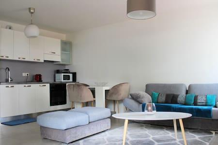 Superbe T2 design et confort à 2 pas d'Annecy 51m2