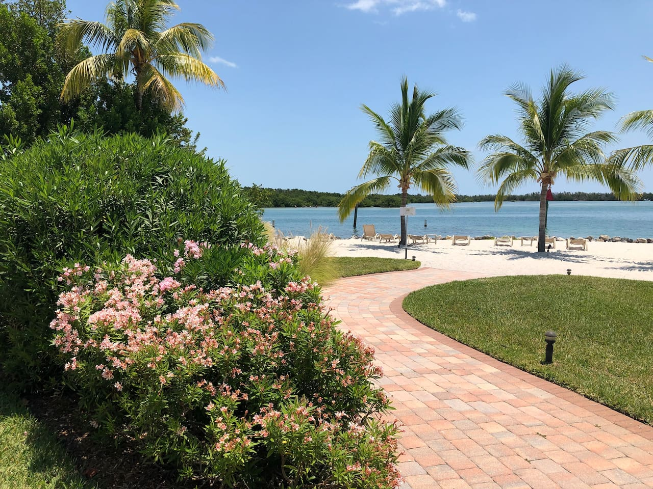 MOST BEAUTIFUL ocean side marina with private, white sand beach and resort amenities (ALL PHOTOS TAKEN MAY 2019)