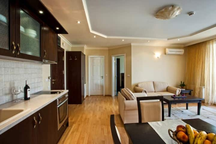 Cosy luxury apartment, best area