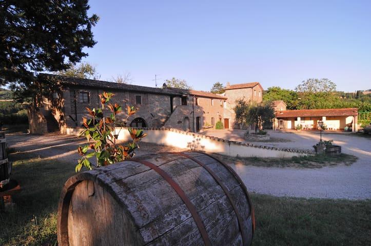 Dream and Love in Umbria - Montone - Apartment