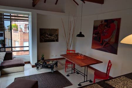 Lovely Apartment, Great Location - Envigado
