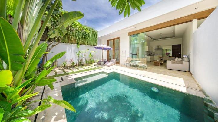 1 Bedroom Villa Private Pool Lux