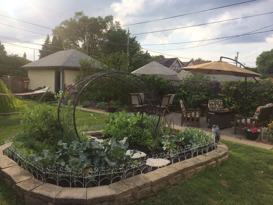 Bayview Garden Oasis Houses For Rent In Milwaukee Wisconsin United States