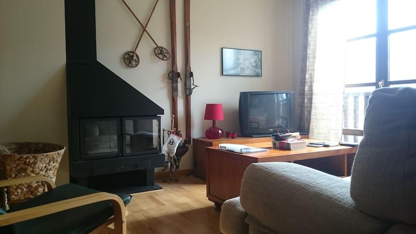 Apartamento SUPERacogedor montañero - Panticosa - Apartemen