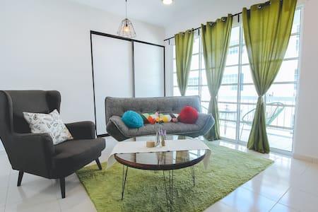 [d'Vogue]#2-3BR Townvilla @ Kampar - Kampar