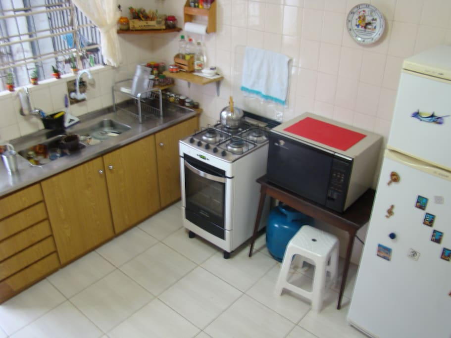 practice Kitchen/ cozinha prática