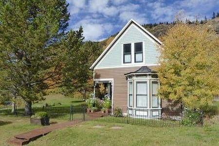 Silverton Hillside Cottage