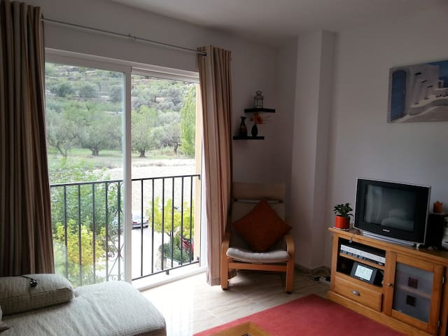2 bedroom Apartment with mountain views - Benimantell - Pis