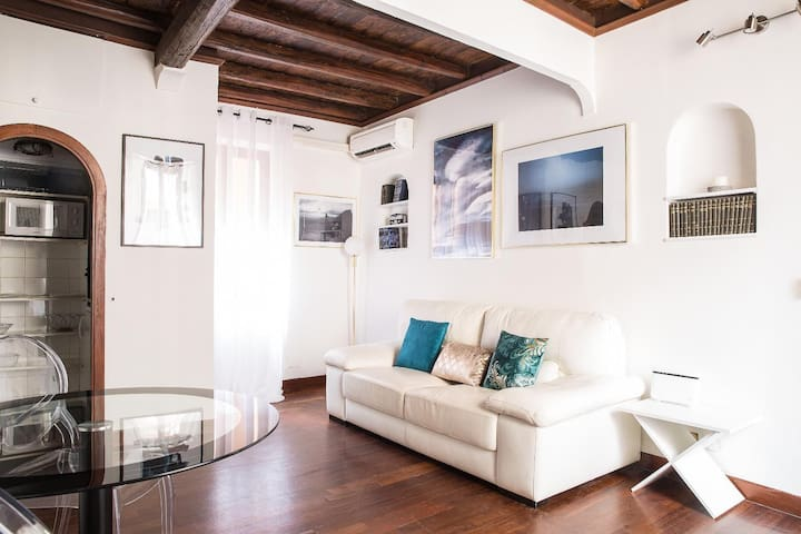 Piazza di Spagna nice and comfy apartment