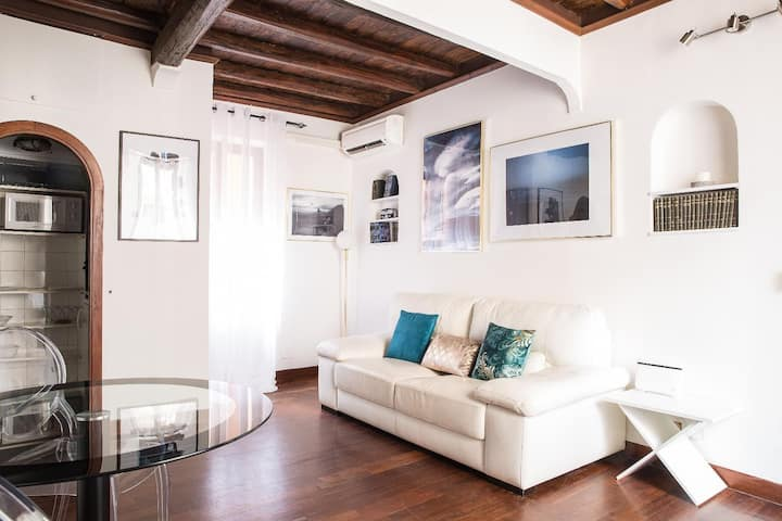 Spanish step nice and comfy apartment