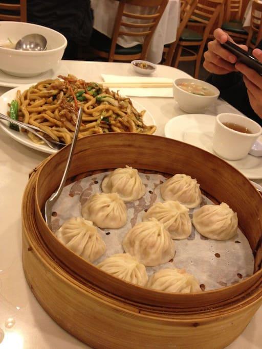Foto de Dumpling Kitchen em Parkside