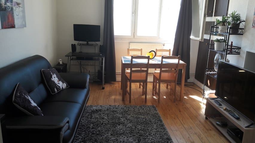 Appartement proche Paris