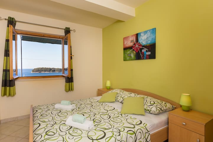 Lovro - 1Bedroom Apartment with Terrace&Sea View - Lozica - Appartement