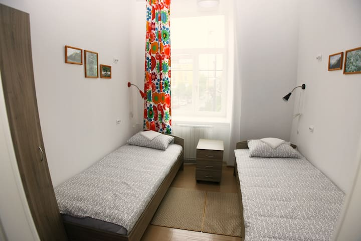 Super hostel Karl Marks st. - Irkutsk - Appartement