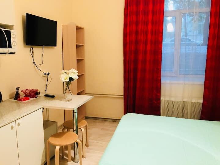 Квартира-студия 2, ст. м. Кунцевская, Москва