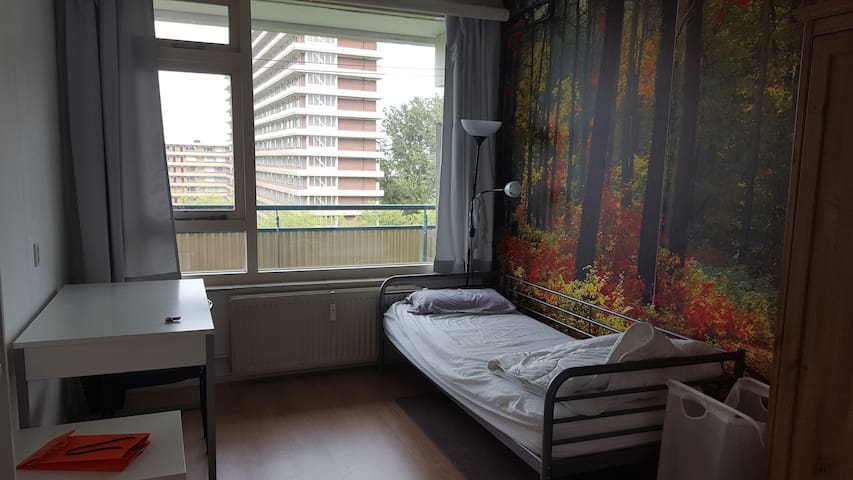 Private cozy room near Delft Zuid