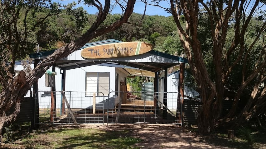 The Surf Shack - Sandy Point - Huis