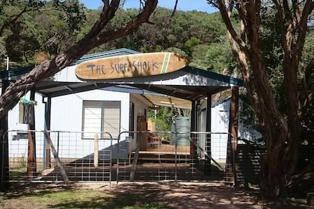 The Surf Shack - Sandy Point - House