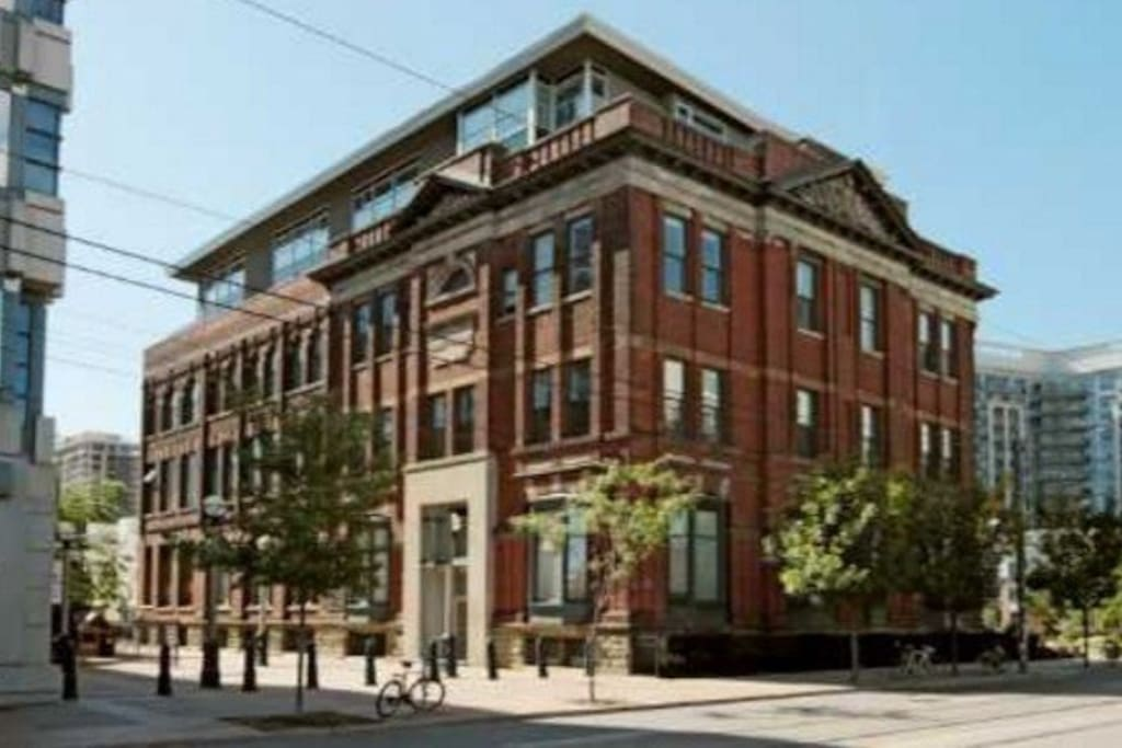 Massey Harris Lofts