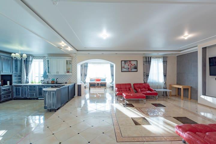 Cottage Sun 450 m2