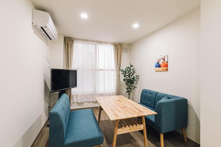TKD HOUSE ASAHIKAWA 1 w/wifi