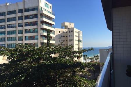 2 Rooms Flat Service - Arpoador (Ipanema Beach) - Rio de Janeiro - Byt