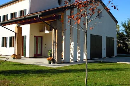Ampia camera privata - B&B AnticoAlveo - Camponogara - Bed & Breakfast