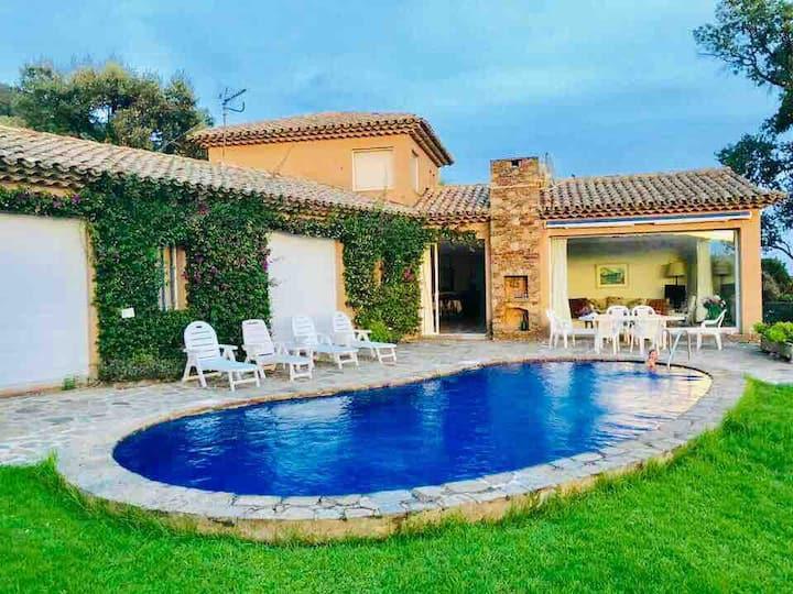 3Bd Villa, Sanctuary on the Riviera