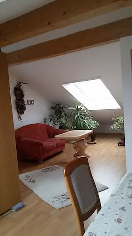 DG-Zimmer im Einfamilienhaus