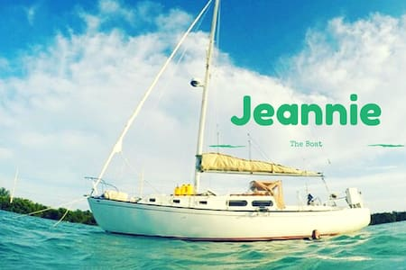 Jeannie The Boat - Key Largo - Boat