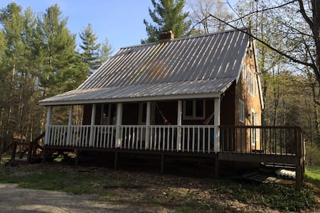 Chateau 10 minutes from Stratton Mt. - Sleeps 10 - Jamaica