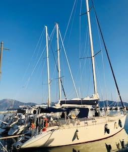 Sleep under stars - Unique experience luxury yacht