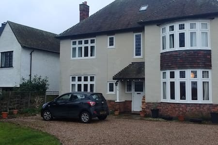 Family home in historic village - Repton