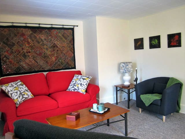 Bright, cozy, private, 1 bedroom suite - Kingsville - Apartamento