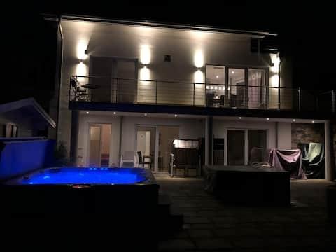Вилла Bellevue в Schlosscourt Fleesensee