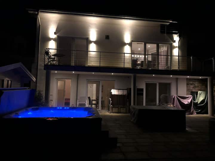 Villa Bellevue am Schlosscourt Fleesensee