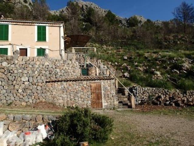 Casa Solitaria Cala Tuent - Escorca - 단독주택
