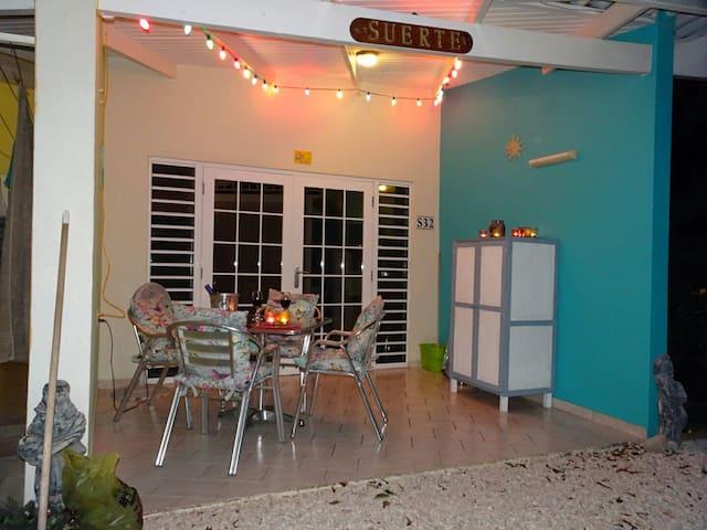 4 persoons studio Curaçao