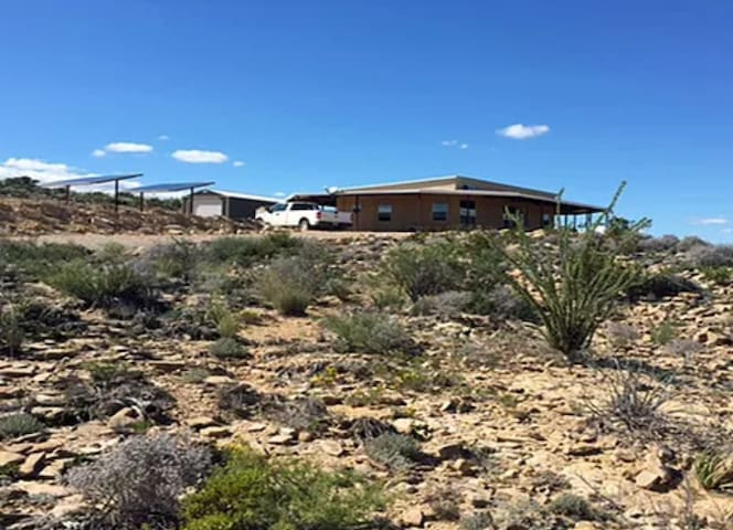 Terlingua Sky: Ever Changing Views Near Ghost Town