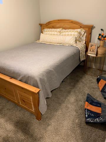 Cozy private room!