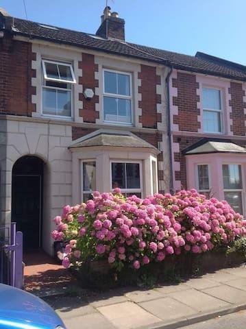 Lovely Victorian Terraced House in Salisbury